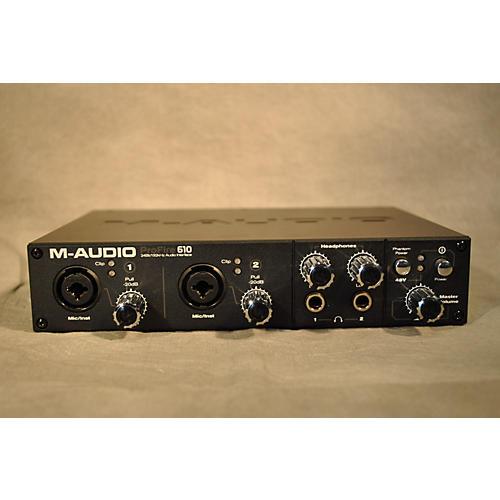 M-Audio PROFIRE 610 Audio Interface-thumbnail