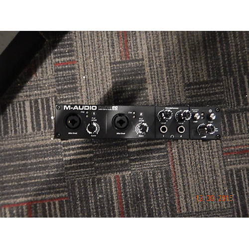 M-Audio PROFIRE Audio Interface