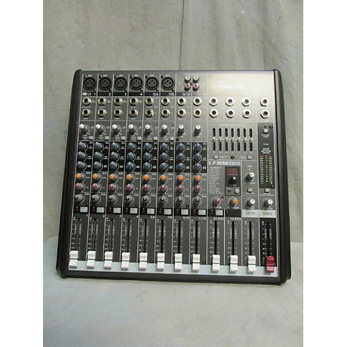 used mackie profx12 unpowered mixer guitar center. Black Bedroom Furniture Sets. Home Design Ideas