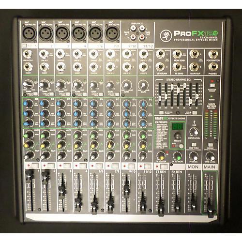 Mackie PROFX12v2 Powered Mixer