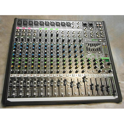 Mackie PROFX16 Unpowered Mixer-thumbnail