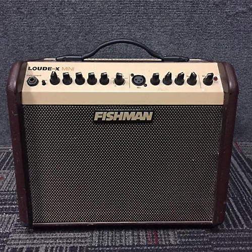 Fishman PROLBX500 Loudbox Mini Acoustic Guitar Combo Amp-thumbnail