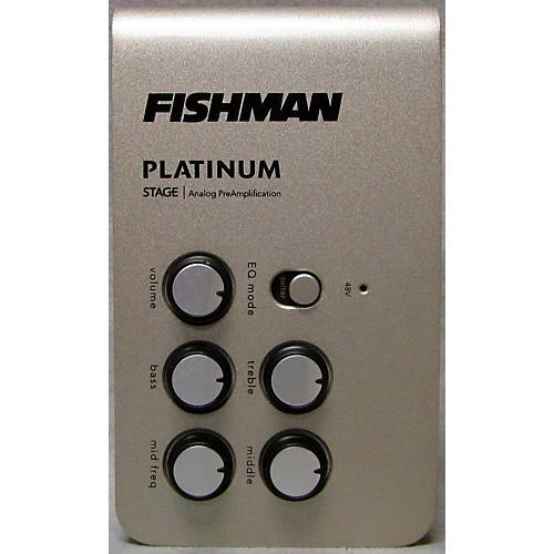 used fishman proplt101 platinum stage eq preamp equalizer guitar center. Black Bedroom Furniture Sets. Home Design Ideas