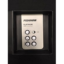Fishman PROPLT301 Platinum EQ Pre Acoustic Guitar Pickup