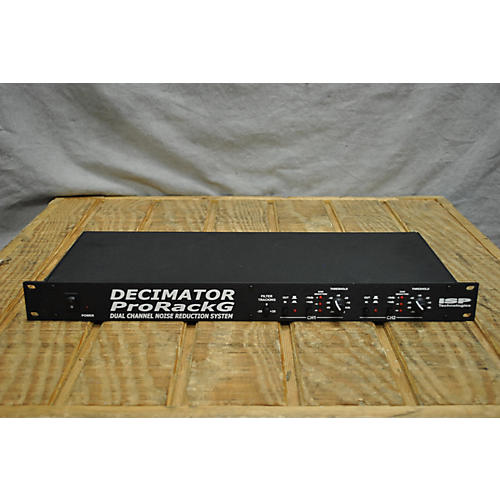 Isp Technologies PRORACKG NOISE REDUCTION SYSTEM Effect Pedal