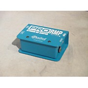 Radial Engineering PRORMP Direct Box