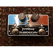 Subdecay PROTEUS Effect Pedal