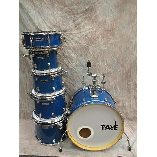 Taye Drums PROX Drum Kit Blue