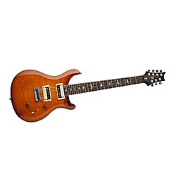 PRS SE 7-String Flame Maple Top Electric Guitar (CM7VS-LB)