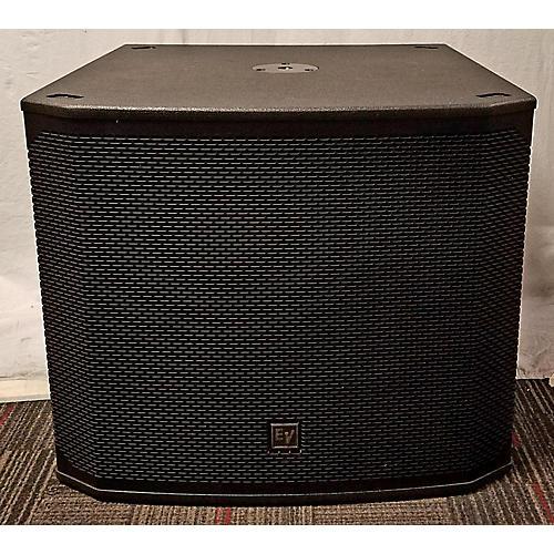 used jbl prx618s powered speaker guitar center. Black Bedroom Furniture Sets. Home Design Ideas