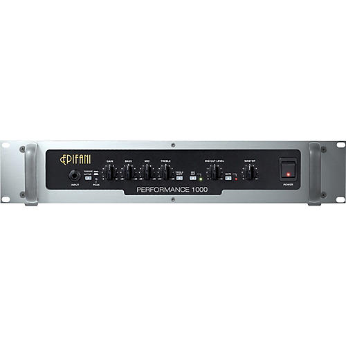 Epifani PS 1000 Bass Amp Head-thumbnail