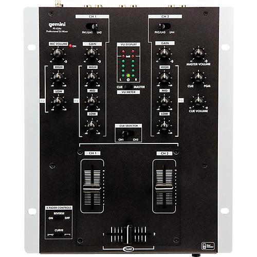 Gemini PS-424X 2-Channel DJ Mixer
