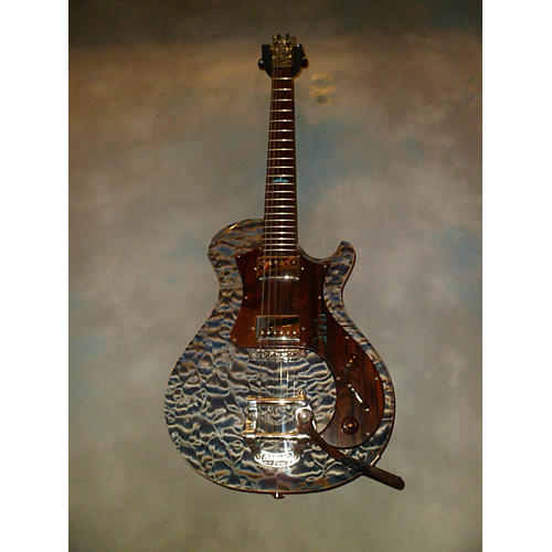 PRS PS 4306 Starla Private Stock Solid Body Electric Guitar-thumbnail