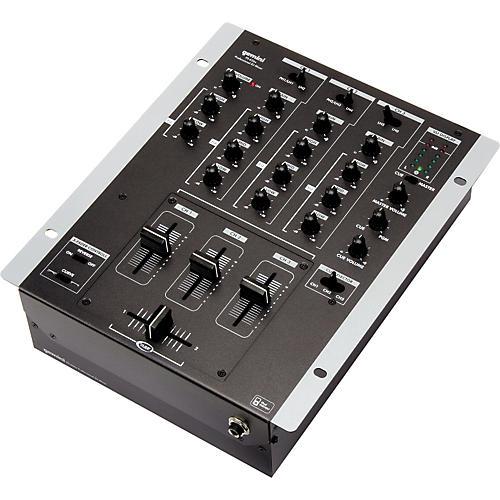 Gemini PS-626X 3-Channel DJ Mixer