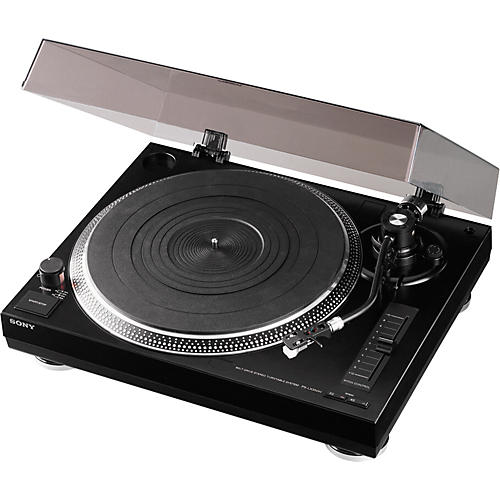Sony PS-LX350H Manual Turntable with Pitch Control
