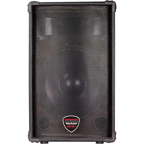Nady PS115+ 500W Two Way Powered Speaker with 15