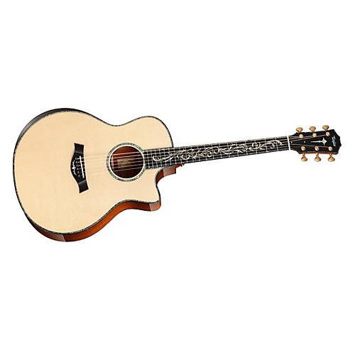 Taylor PS16ce Presentation Series Cocobolo/Spruce Grand Symphony Acoustic-Electric Guitar