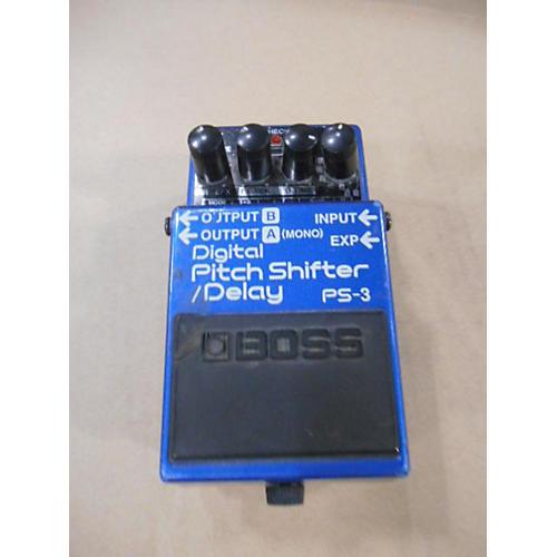 Boss PS3 Digital Pitch Shifter Delay Effect Pedal-thumbnail