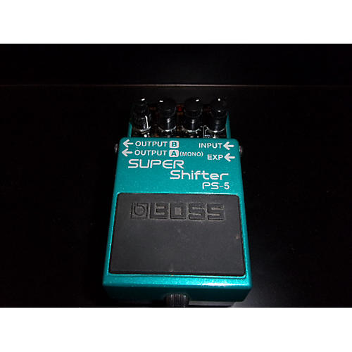 Boss PS5 Super Shifter Effect Pedal-thumbnail