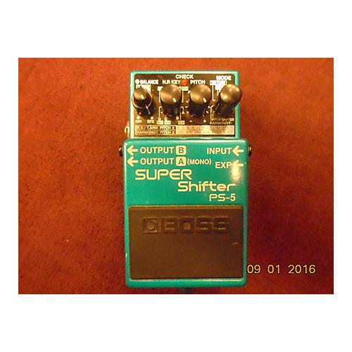 Boss PS5 Super Shifter Effect Pedal-thumbnail