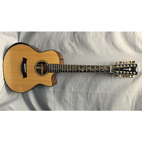 Taylor PS56CE 12 String Acoustic Guitar-thumbnail