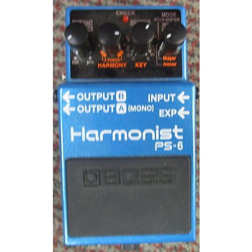 Boss PS6 Harmonist Effect Pedal-thumbnail