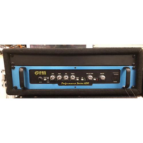 Epifani PS600 Bass Amp Head