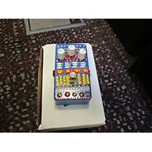 Keeley PSI FUZZ PAINTED 2015 LAURA BENNET Effect Pedal