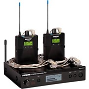 Shure PSM 300 Twin Pack Pro