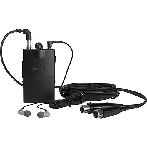 Shure PSM 600 Hardwired Personal Performance Pack