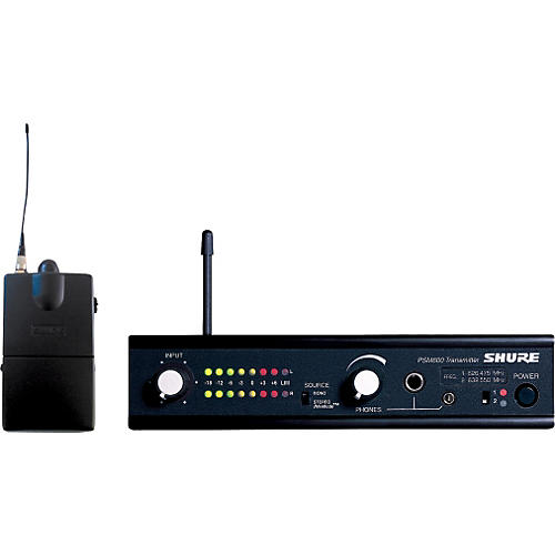 Shure PSM 600 Wireless Personal Monitor System-thumbnail