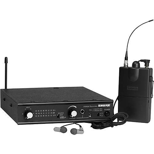 Shure PSM 600 Wireless Personal Monitor System