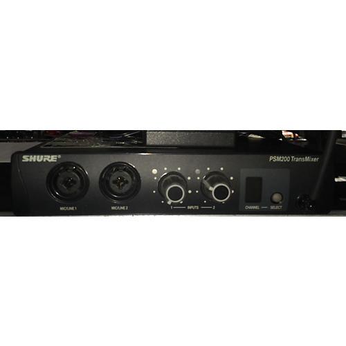 Shure PSM200 In Ear Wireless System