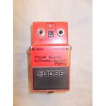 Boss PSM5 Power Supply Master Switch Power Supply