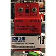 Boss PSM5 Power Supply Master Switch Power Supply