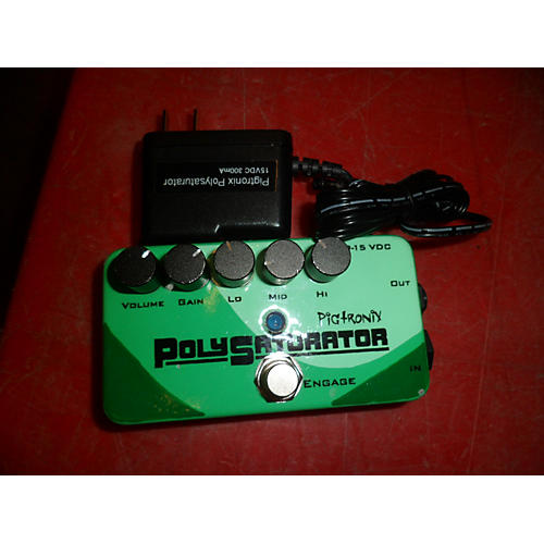 Pigtronix PSO Poly Saturator Effect Pedal-thumbnail