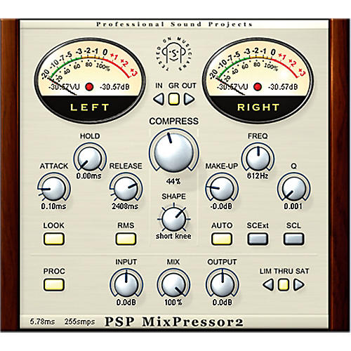 PSP Audioware PSP MixPack Software Download