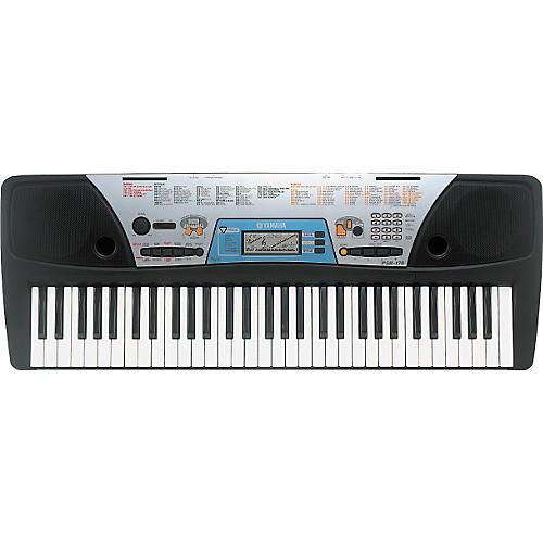 Yamaha PSR-170 61-Key Portable Keyboard-thumbnail