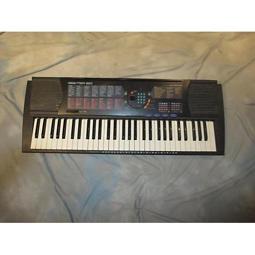 Used yamaha psr 180 portable keyboard guitar center for Yamaha piano keyboard 61 key psr 180