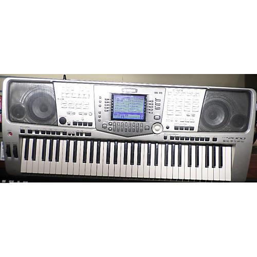 Yamaha PSR-2000 KEYB KEYBOAR SYNTHES-thumbnail
