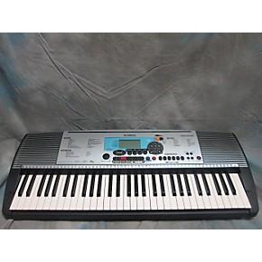 used yamaha psr 225gm portable keyboard guitar center. Black Bedroom Furniture Sets. Home Design Ideas