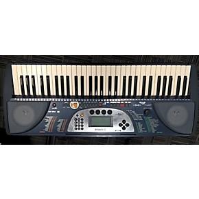 used yamaha psr 270 portable keyboard guitar center. Black Bedroom Furniture Sets. Home Design Ideas