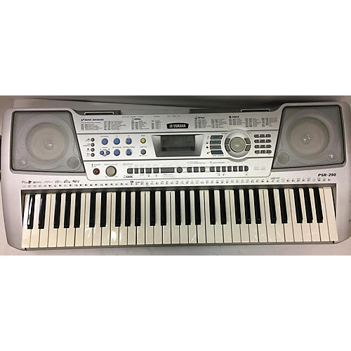 used yamaha psr 290 61 key portable keyboard guitar center. Black Bedroom Furniture Sets. Home Design Ideas