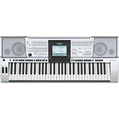 Yamaha PSR-3000 61-Key Arranger Workstation Keyboard