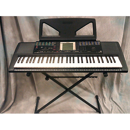 used yamaha psr 330 keyboard workstation guitar center. Black Bedroom Furniture Sets. Home Design Ideas