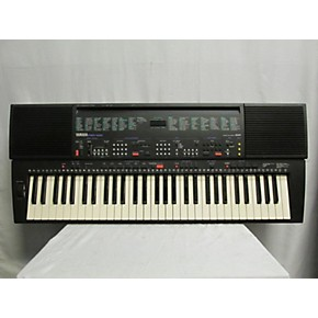 used yamaha psr 400 keyboard workstation guitar center. Black Bedroom Furniture Sets. Home Design Ideas