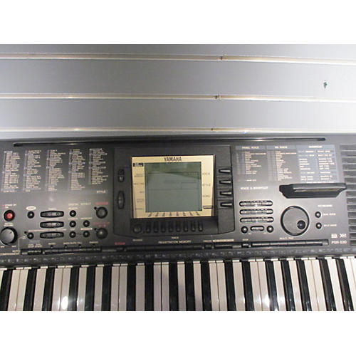Yamaha PSR 530 Keyboard Workstation