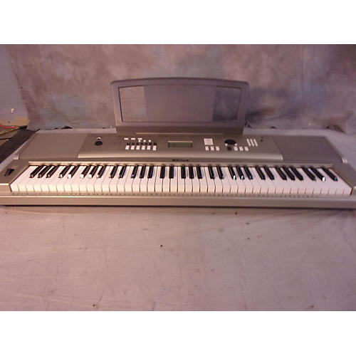 used yamaha psr 550 arranger keyboard guitar center. Black Bedroom Furniture Sets. Home Design Ideas