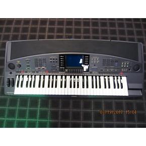 used yamaha psr 8000 arranger keyboard guitar center. Black Bedroom Furniture Sets. Home Design Ideas