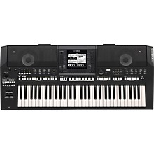 Yamaha PSR-A2000 61-Key Arranger Workstation Black